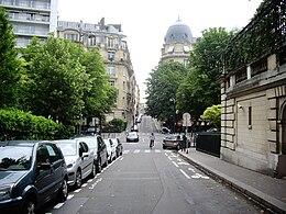 Rue des sablons wikip dia - Avenue georges mandel ...