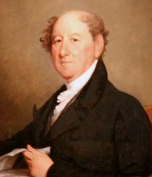 United States presidential election in Connecticut, 1816 - Image: Rufus King