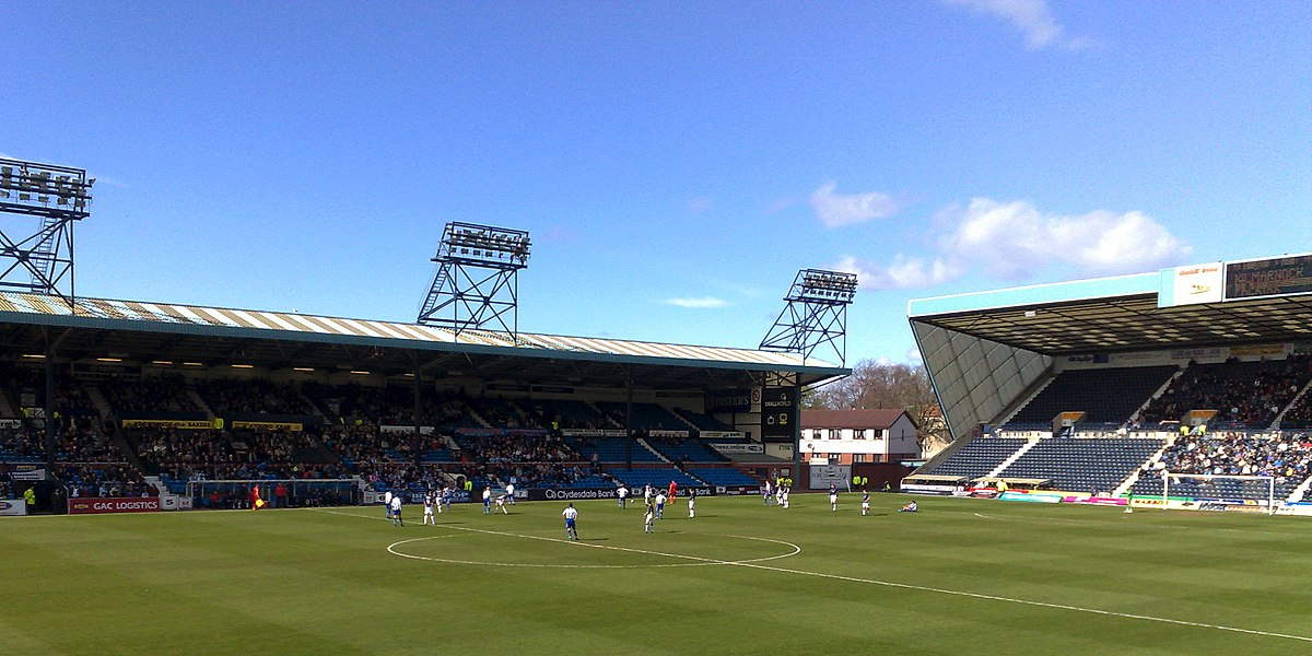Rugby Park - Wikipedia