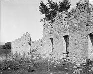 Ruins of Fort Frederick, Crown Point, N.Y. 1900