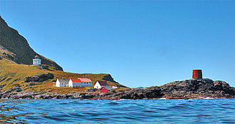 Runde - The lighthouse of Runde