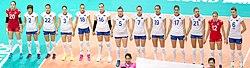 Russian volleyball team inc Anna Lazareva.jpg