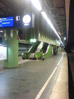 Munich Isartor station Munich S-Bahn station