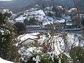 S. Eusebio - Nevicata 3-4 marzo 2005 - 022 - La piazza e Via ai Piani di S. Eusebio.jpg