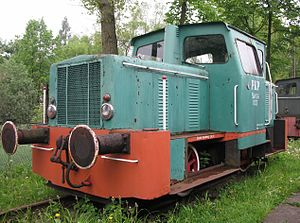 PKP class SM04 - SM04-002 at Chabówka Railway Museum