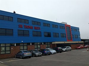 Sir Thomas Rich's School - The school in June 2013