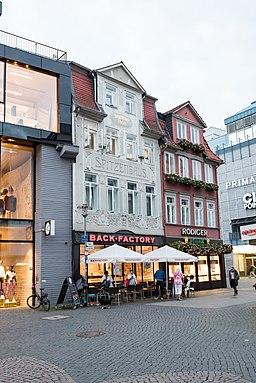 Sack in Braunschweig
