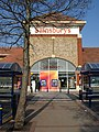 Sainsbury's, Hankridge Farm, Taunton - geograph.org.uk - 1219415.jpg