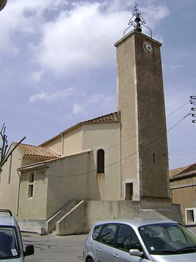 Saint-André-de-Roquelongue Eglise.JPG