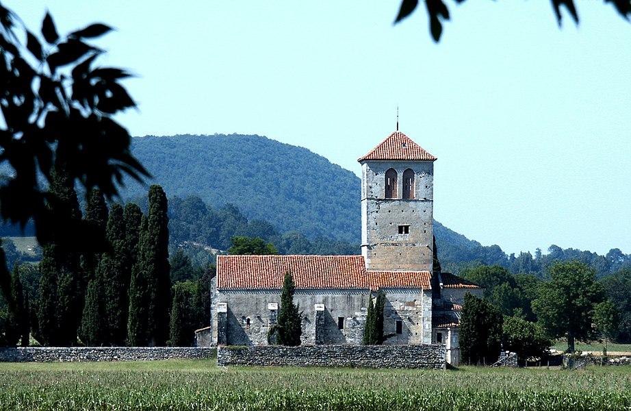 Kapelle Saint-Just-de-Valcabrère
