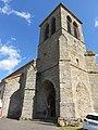 Saint-Priest-la-Vêtre - Clocher église 3 (juil 2018).jpg