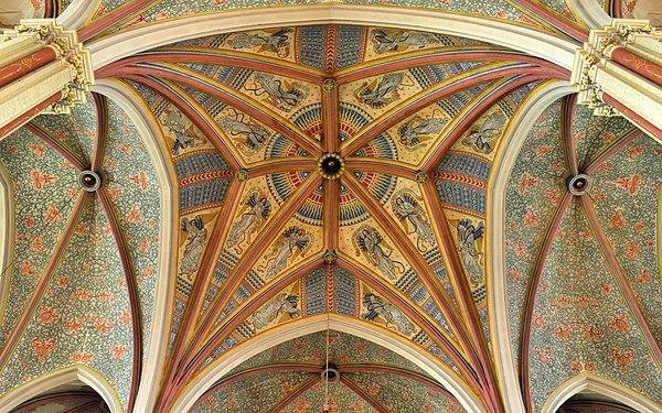 Saint Francis de Sales Oratory (St. Louis, Missouri) - vault at the crossing.jpg