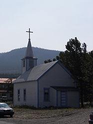 Saint John the Baptist Catholic Church, Carcross, Yukon 4.jpg