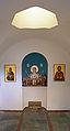 Saint Nicholas chapel interior on Limassol pier 2010 2.jpg