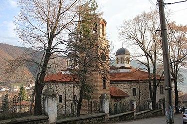 Церковь Святого Николая в городе Рила.JPG