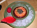 Salmon tartar with caviar ossetra.JPG