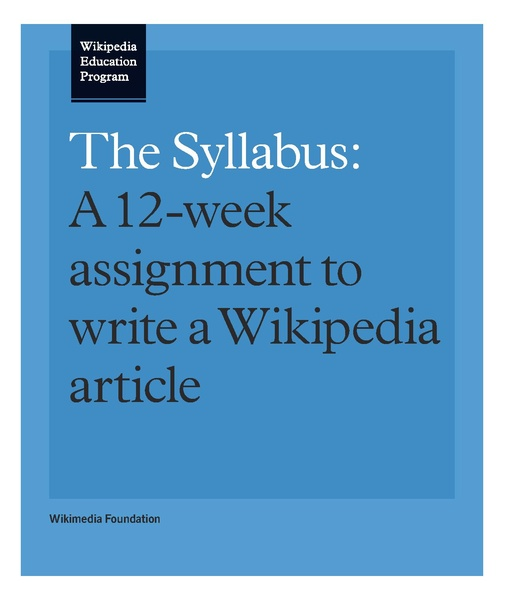 File:Sample Syllabus for Wikipedia assignment.pdf