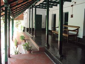 Sarat Chandra Kuthi - Image: Samta Sarat Chandra's house