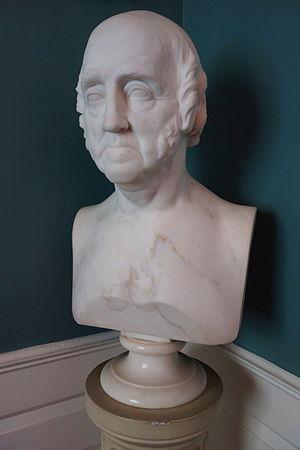 Benjamin Paul Akers - Image: Samuel Appleton by Benjamin Paul Akers Longfellow National Historic Site DSC04802
