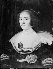 The Countess of Mansfeldt