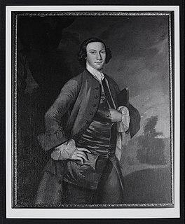 Samuel Washington brother of George Washington