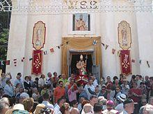 La festa di San Silverio a Ponza