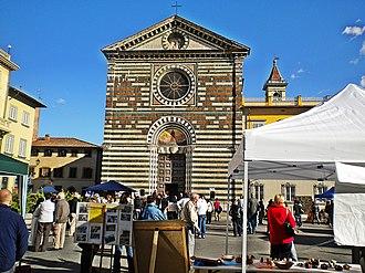 San Francesco, Prato - Facade