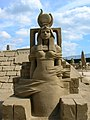 Sand Sculpture, Black Rock - geograph.org.uk - 179070.jpg