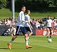 Sandro Wagner Training 2018-05-08 FC Bayern Muenchen-1.jpg