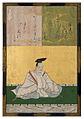 Sanjūrokkasen-gaku - 33 - Kanō Yasunobu - Fujiwara no Motozane.jpg