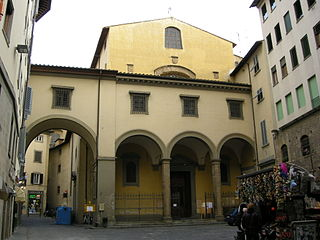 church in Florence
