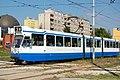 Sarajevo Tram-814 Line-3 2011-10-04 (2).jpg