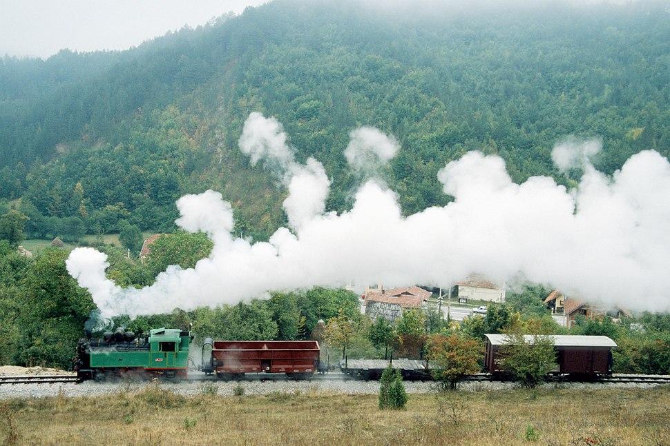 Sargan Kotroman goods train