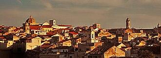 Sassari - Image: Sassari, historic Old Town