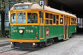 Image illustrative de l'article Tramway de Savannah