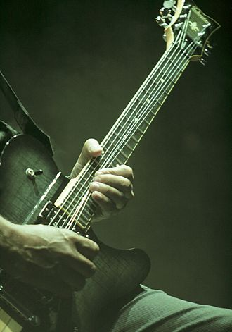 Dan Donegan - The Schecter Ultra Dan Donegan signature model