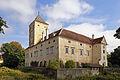 Schloss Oberhöflein Westansicht 2015-09.jpg