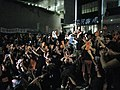 Scholarism occupy HKSAR HQ 1.JPG