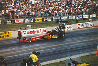 Scott Kalitta racecar driver