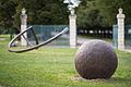 Sculpture Kreisstellung Alf Lechner Koenigsworther Platz Hanover Germany 03.jpg