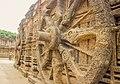 Sculpture on AudienceHall (Jagamohana, Pidha Deul)-11.jpg