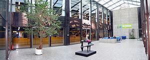 University Library of Southern Denmark - University Library of Southern Denmark - Odense