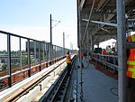 SeaTac-Airport Station platform under construction (3591163956).jpg