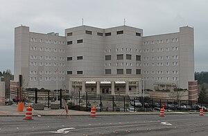 SeaTac, Washington - Federal Detention Center, SeaTac