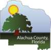 Official logo of Alachua County