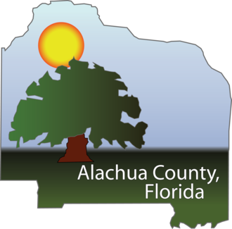 Alachua County, Florida - Image: Seal of Alachua County, Florida