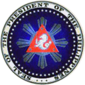 Seal of the President of the Philippines 1951-late 1960s.png