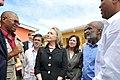 Secretary Clinton Is Briefed By USAID-Haiti Engineer Nicoleau (8120196471).jpg