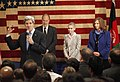 Secretary Kerry Speaks to U.S. Embassy Kabul Staff and Families (8593702472).jpg