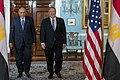 Secretary Pompeo Meets with Egyptian Foreign Minister Shoukry (49194023756).jpg